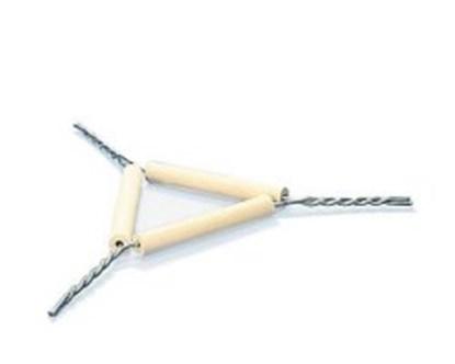 Slika za trokut za žarenje 60 mm