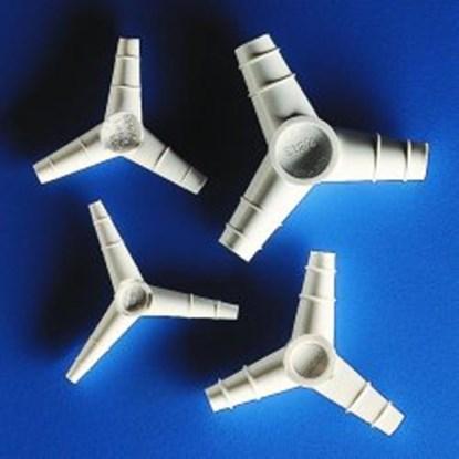 Slika za 120ř tube connector y