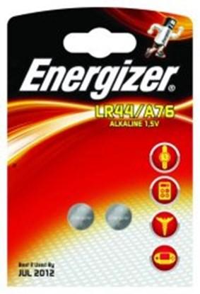 Slika za baterie alkalne specialne  a76/lr44/13ga,  pk/2