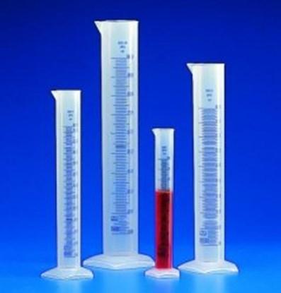 Slika za measuring cylinder 25ml, tall form