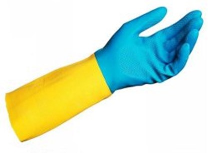 Slika za rukavice zaštitne latex vel.8 1 par