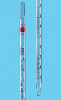Slika za graduated pipette 10ml:0.1 ml