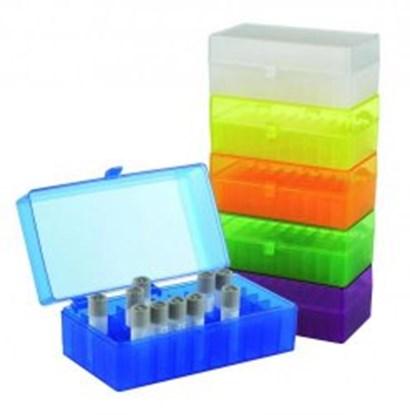 Slika za 50-well hinged storage box