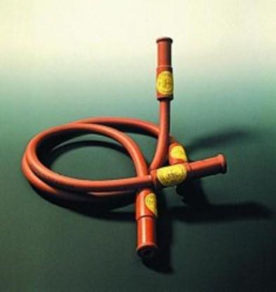 Slika za gas safety tubing,length 500 mm