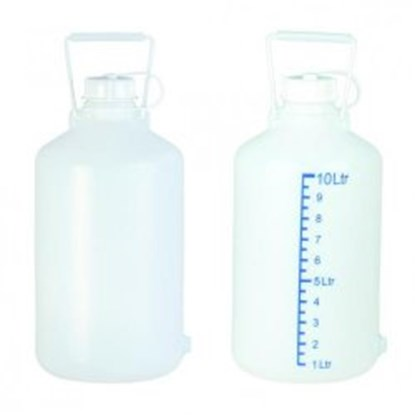 Slika za aspirator bottle, pe, 10 l, natural