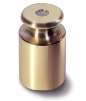 Slika za individual weights class m1,brass, 1kg