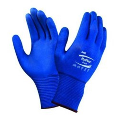 Slika za gloves hyflexr size 8, blue