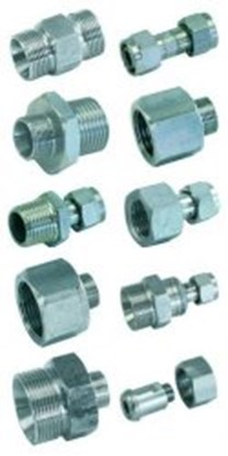 "Slika za adapter m16x1 male - 1/2"" male"
