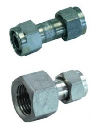 Slika za adapter m16x1 female - m16x1 female