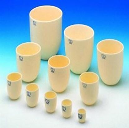 Slika za alsint crucibles,tall form,cap. 80 ml