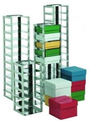 Slika za rack for 8 boxes 75mm