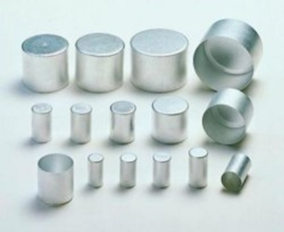 Slika za alu caps,aluminium,20 x 30 mm high,pack