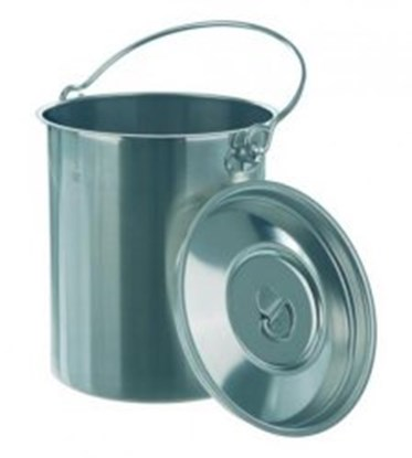 Slika za container 2 l with lid and handle
