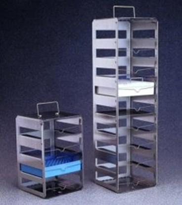 Slika za cryobox racks,st.steel,9 shelves