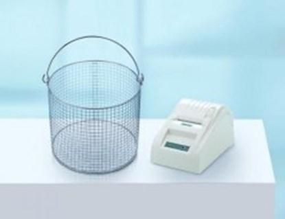 Slika za wire basket dm 25, 25cm, with handle