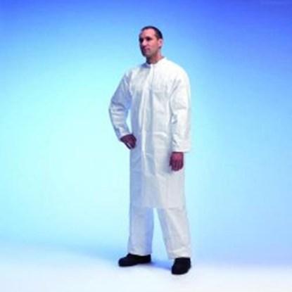 Slika za lab coat, model pl309, tyvekr 500
