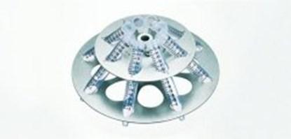 Slika za fixed angle rotor f-45-72-8
