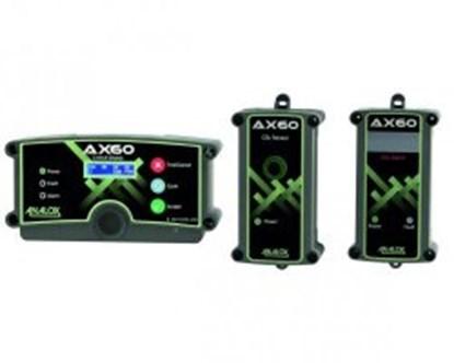Slika za ax60 co2 safety monitor incl.