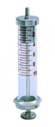 Slika za glass-metal syringes,cap. 10 ml,luer-loc