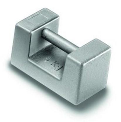Slika za block weight m1, 10kg, stainless steel