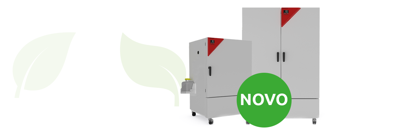<h1>NOVO </br>BINDER GmbH - KBF-S ECO </h1><p>klima komora sa termoelektričnim hlađenjem (Peletierov sistem)</p>